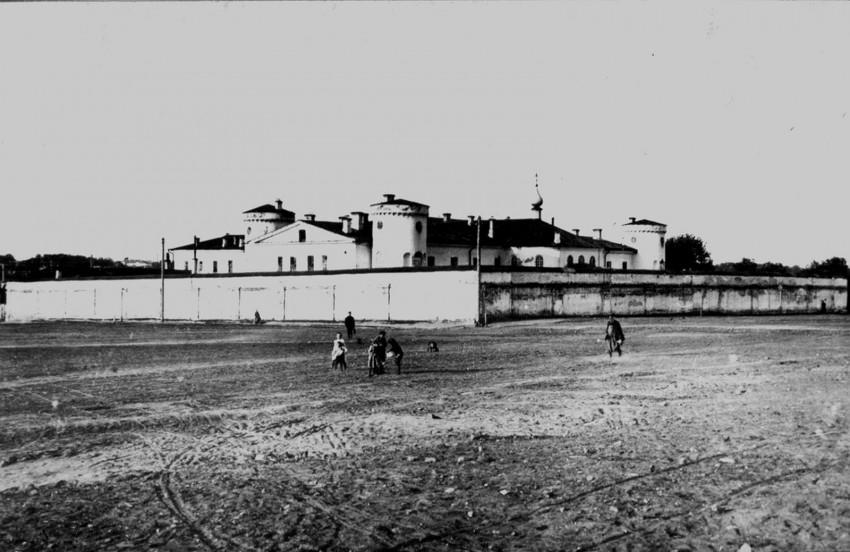 Острог в XIX веке