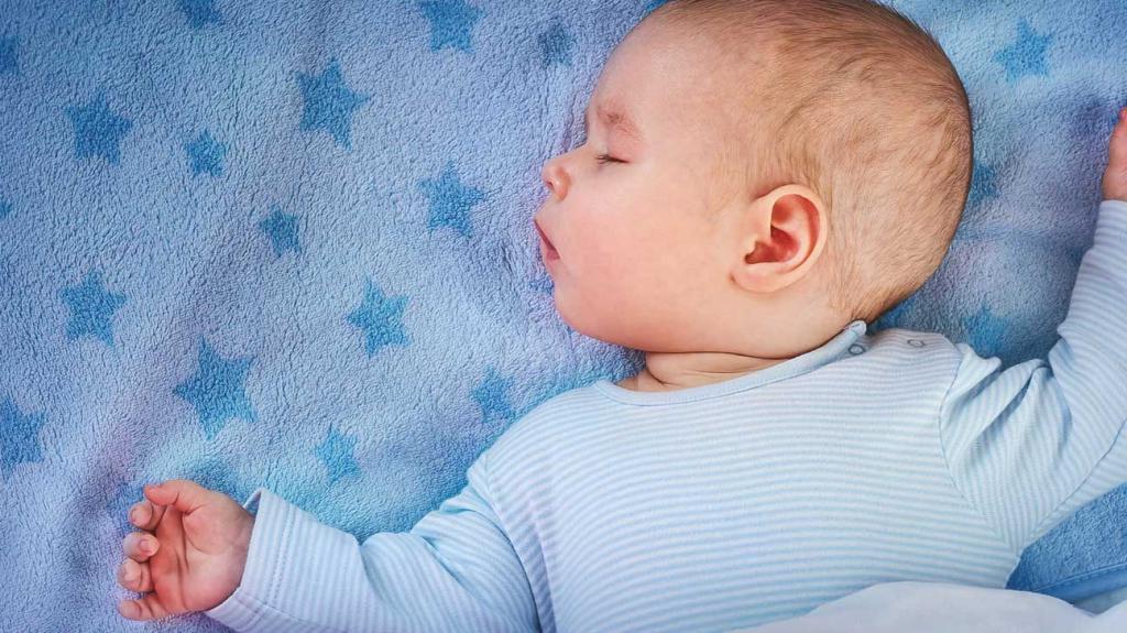 Как заставить ребенка спать всю ночь