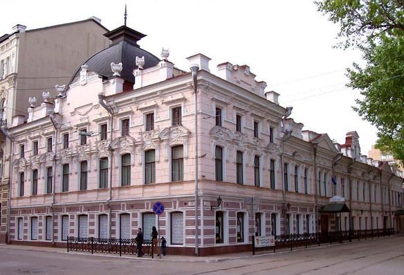 астраханский государственный театр кукол астрахань