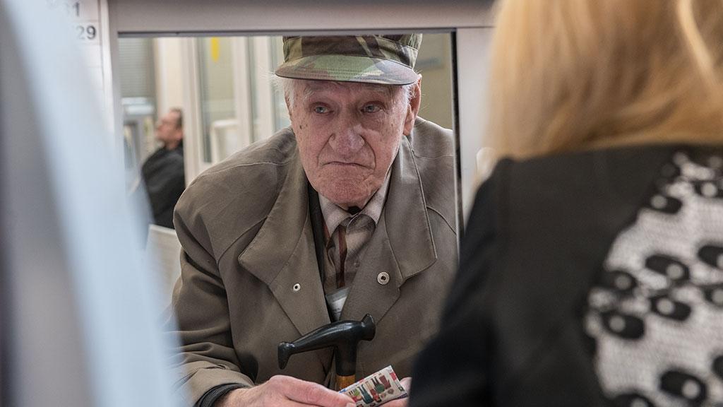 как пенсионеры живут на пенсию