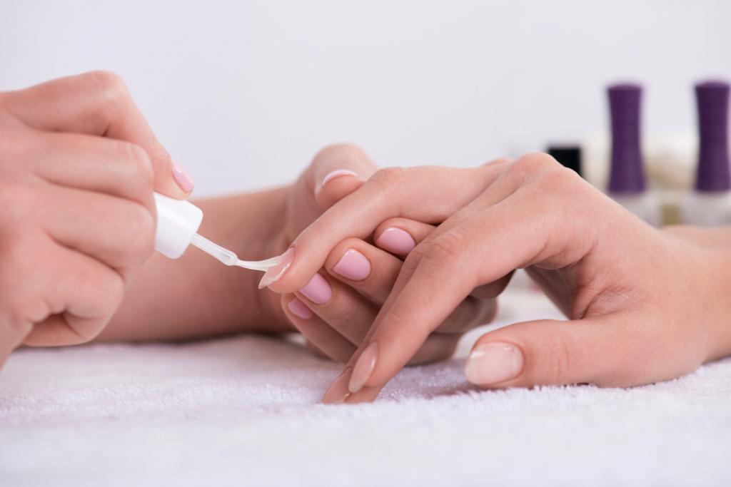 как правильно обработать ногти на ногах