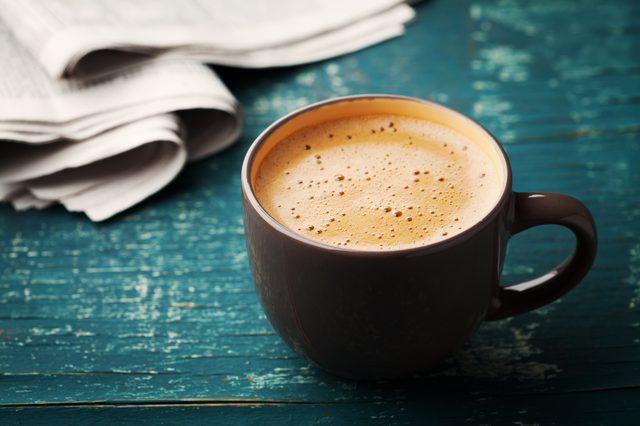 кофе является мочегонным средством