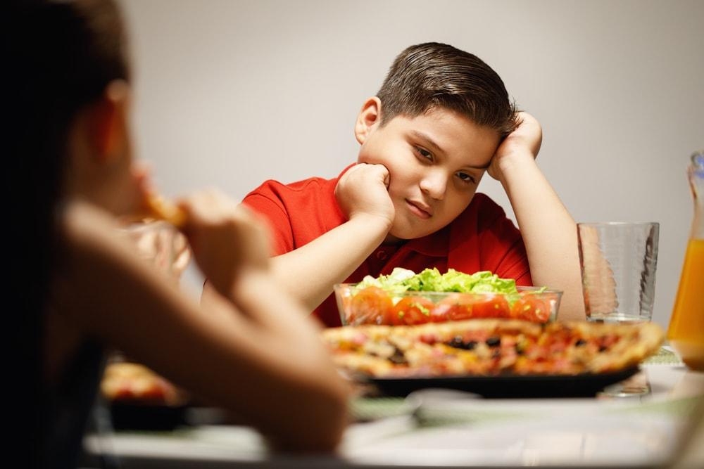 как быстро похудеть ребенку в 11 лет