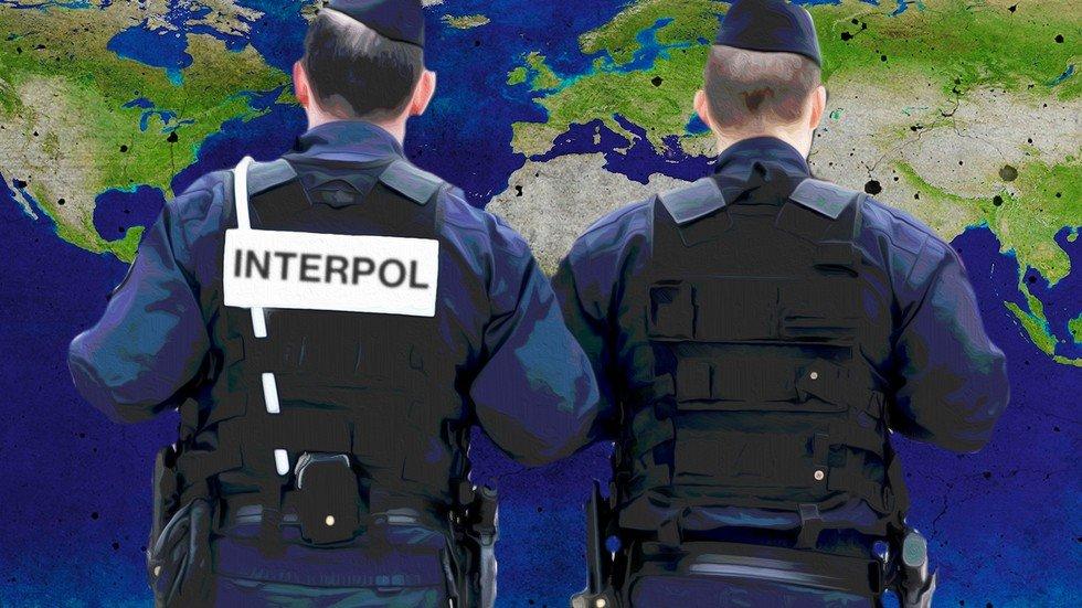 Сотрудничество Интерпола с полицией