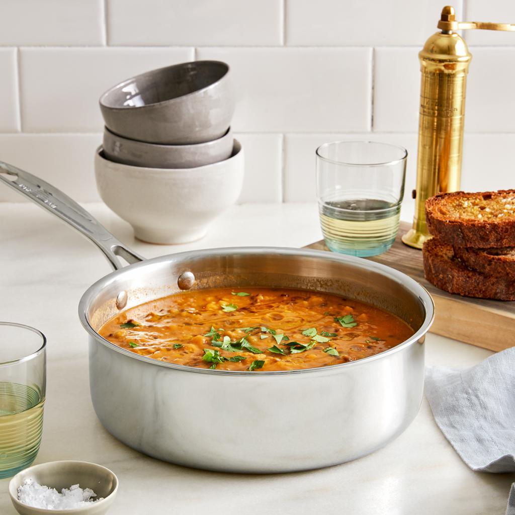к чему снится кастрюля супа
