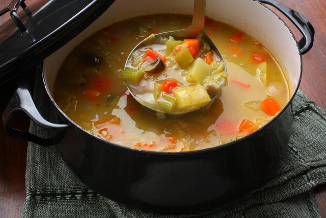 как сварить суп из топора