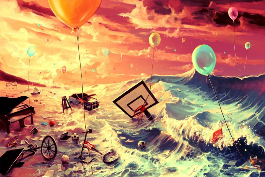 Океан вещей и грез