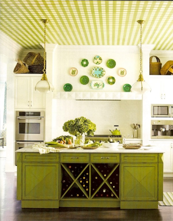 какой потолок сделать на кухне отзывы