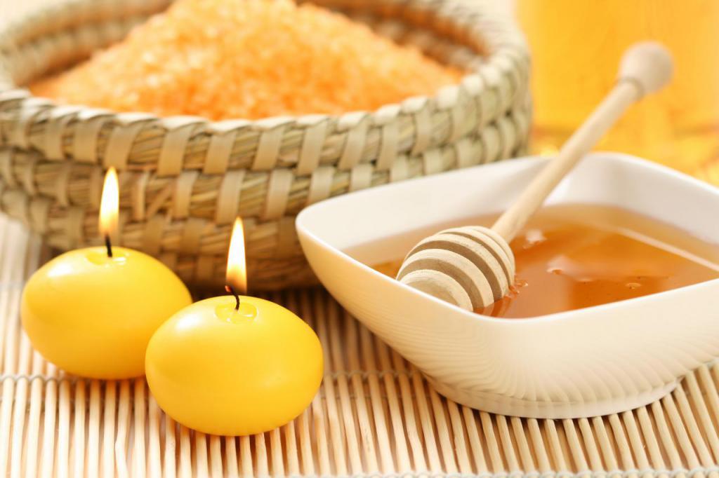 Как правильно использовать мед в бане