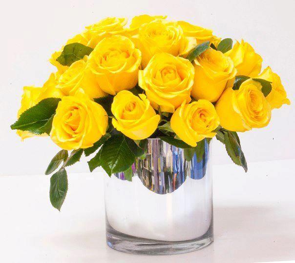 к чему снятся желтые розы живые