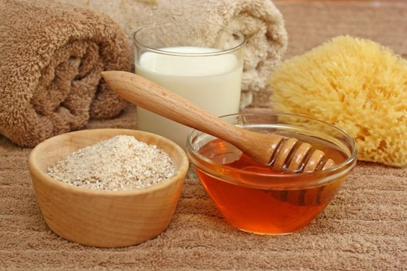Мед в бане: польза