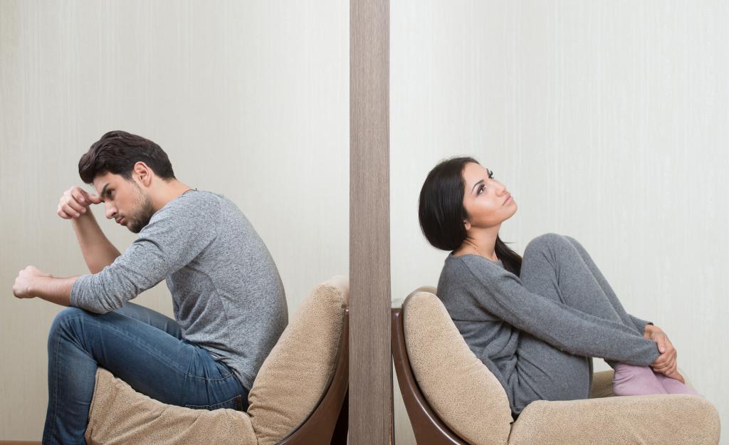 Страх отношений и неудач