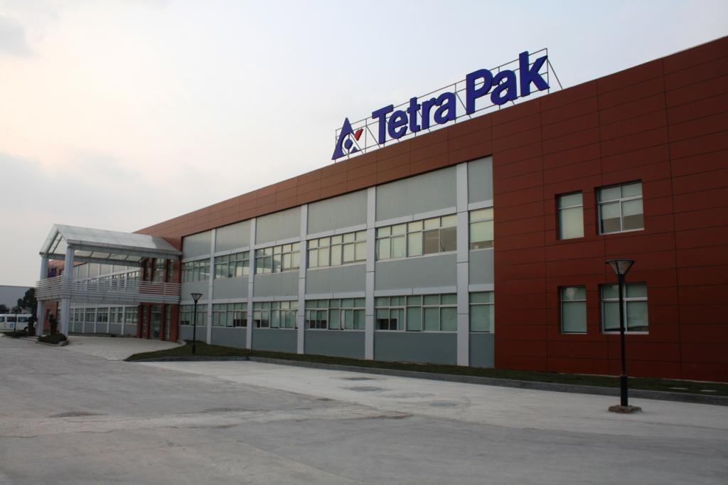 технологический центр Тетра Пак в Шанхае
