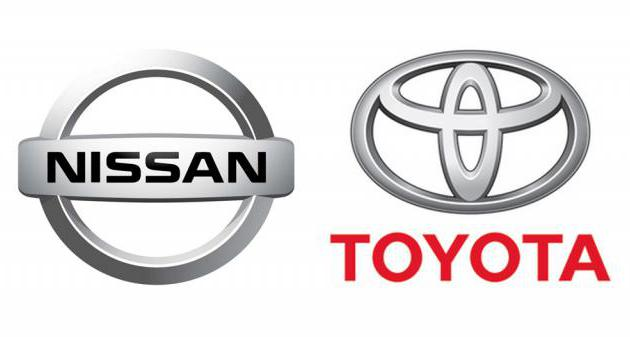 Nissan vs Toyota