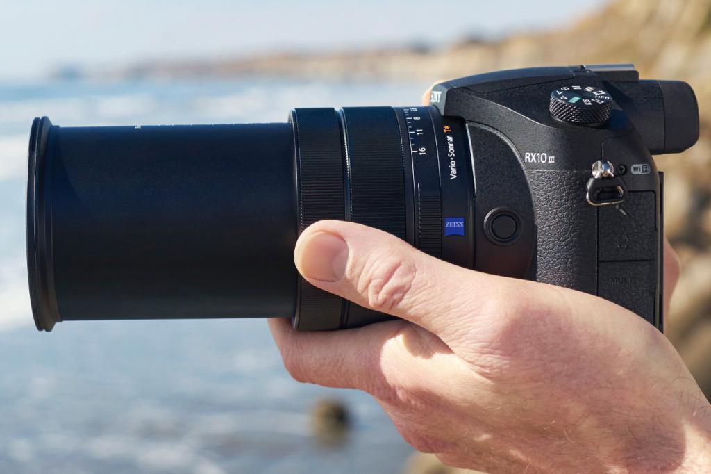 фотоаппарат ультразум