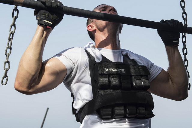 Как накачать широчайшие мышцы спины на турнике