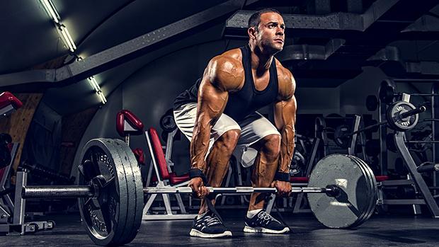 Как сделать широкую спину и плечи