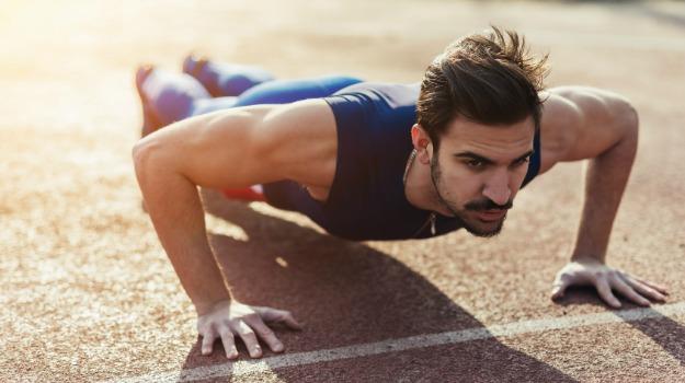 Как накачать широчайшие мышцы спины отжиманиями
