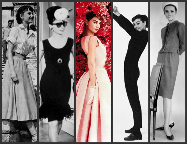 мир моды одри хепберн