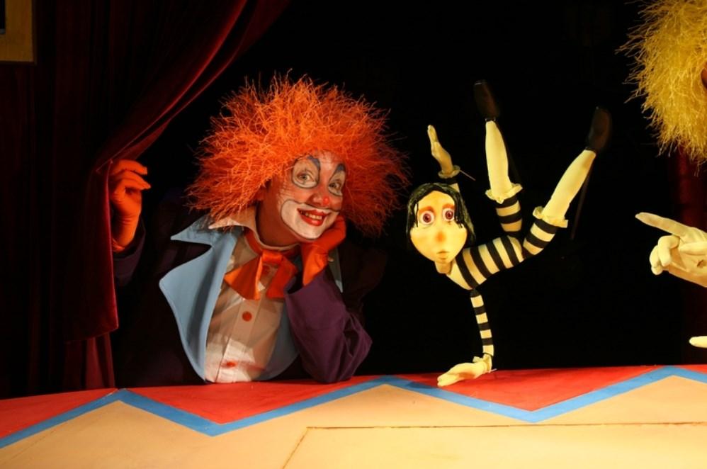 Кукловод и актриса