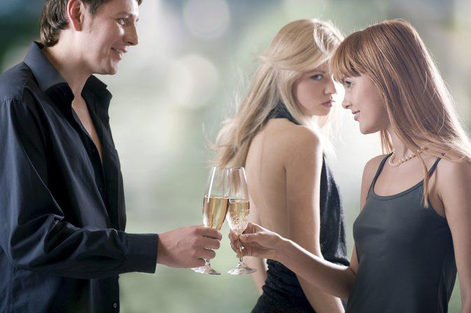 Ревность - это начало разрыва отношений