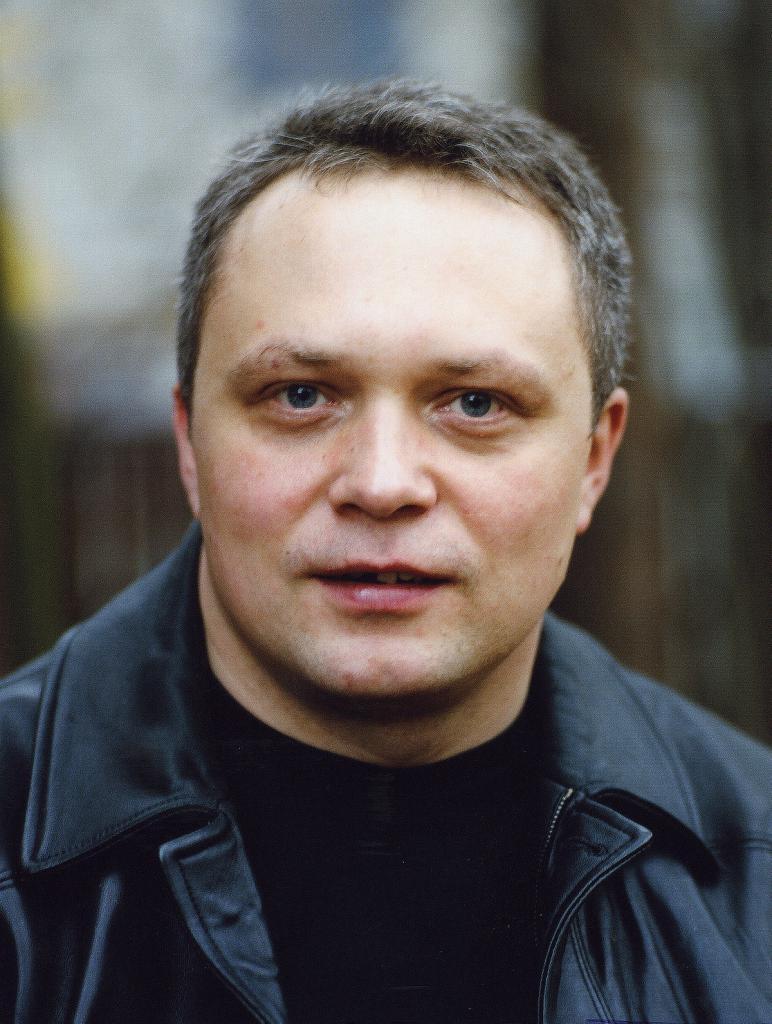Политтехнолог Константин Костин