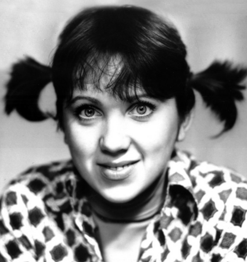 Актриса Татьяна Акулова