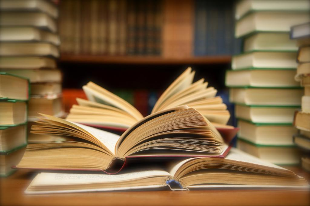 Книги - форма для мемуаров