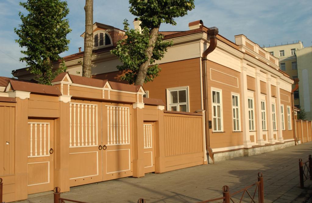 История дом-музея Щепкина