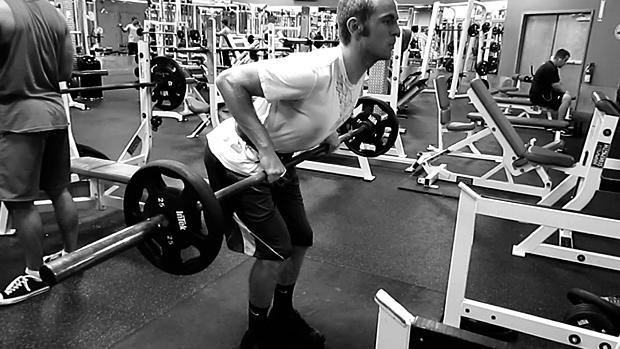 Как быстро накачать широкую спину