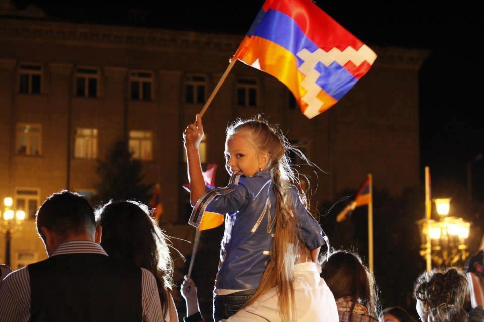 Флаг Арцаха