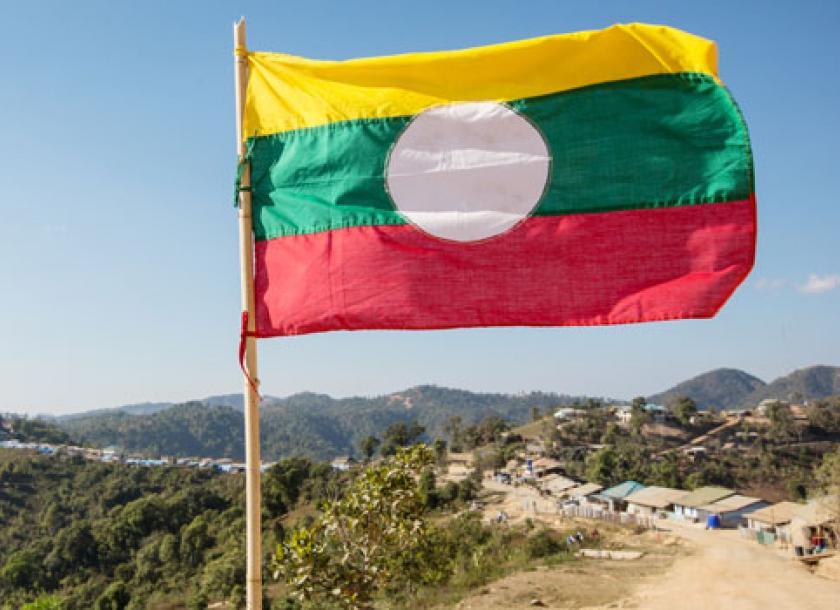 Флаг Шана