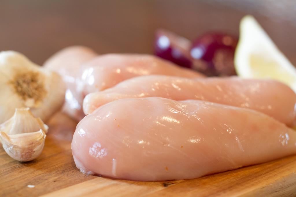 куриное филе для тушенки