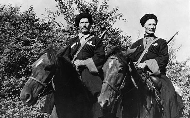 Кубанские казаки, 1942 год