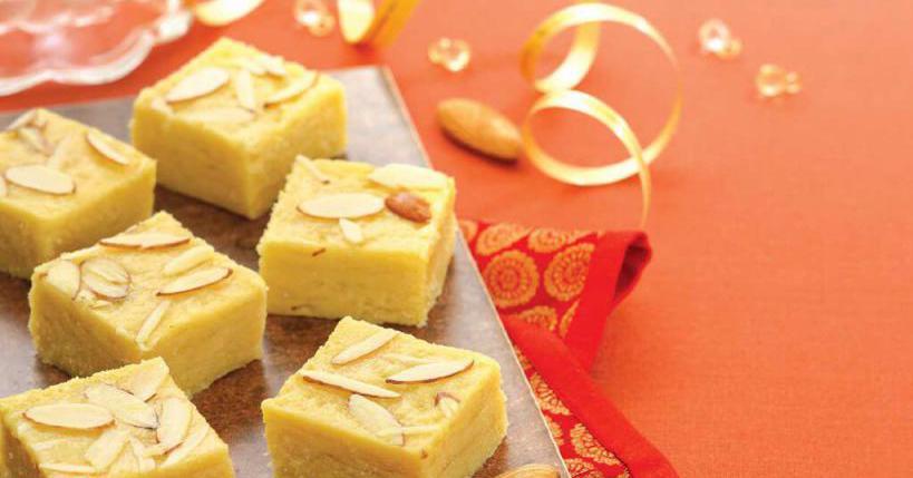 соан папди для сладкоежек