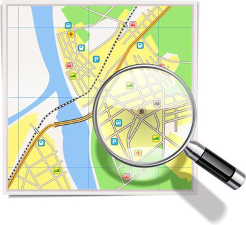 Например, события на карте