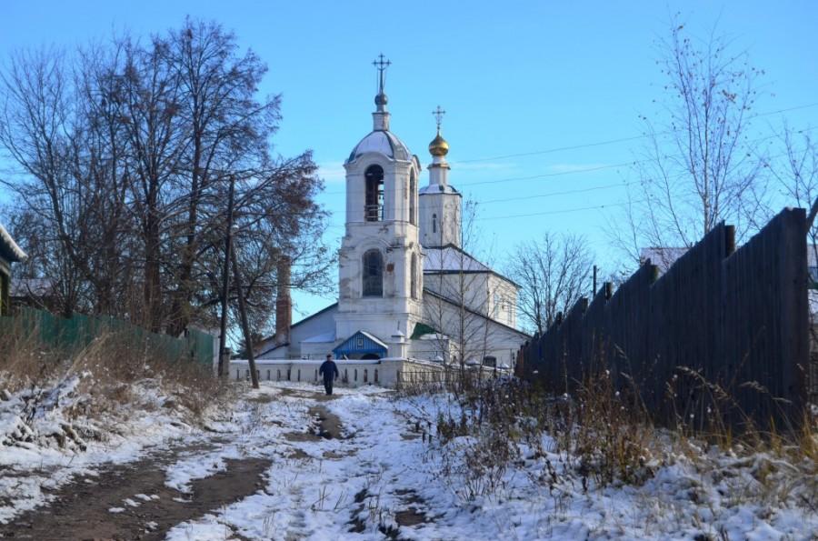владимирская область зимой