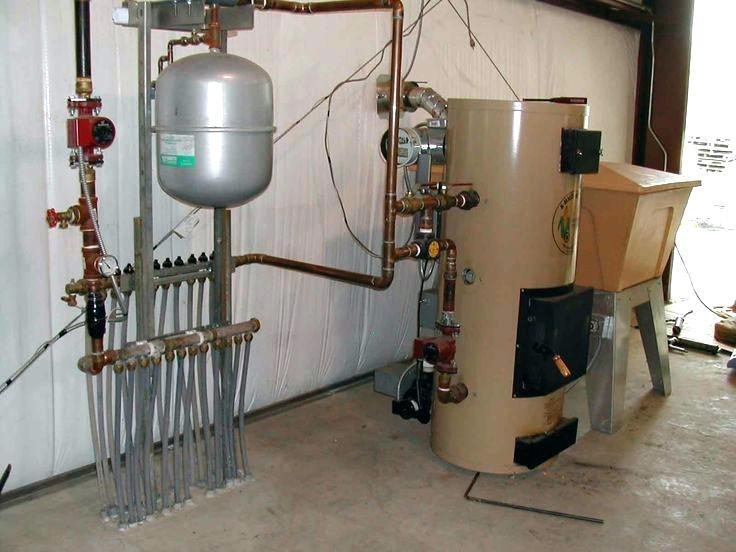 Газовый котел для дома