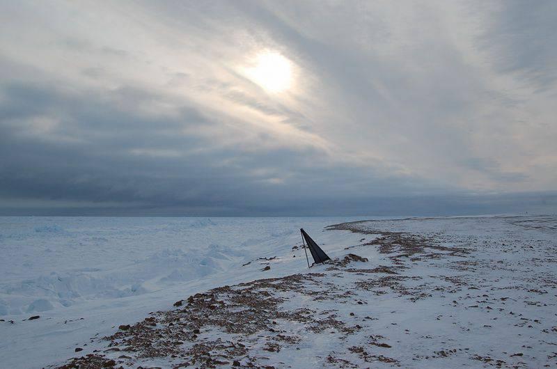 Арктический остров Средний