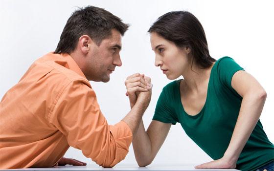В слабости мужчин сила женщин