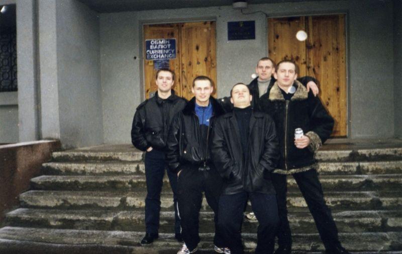 Банды 90-х