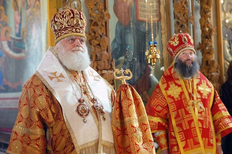 Митрополит Хрисанф Вятский