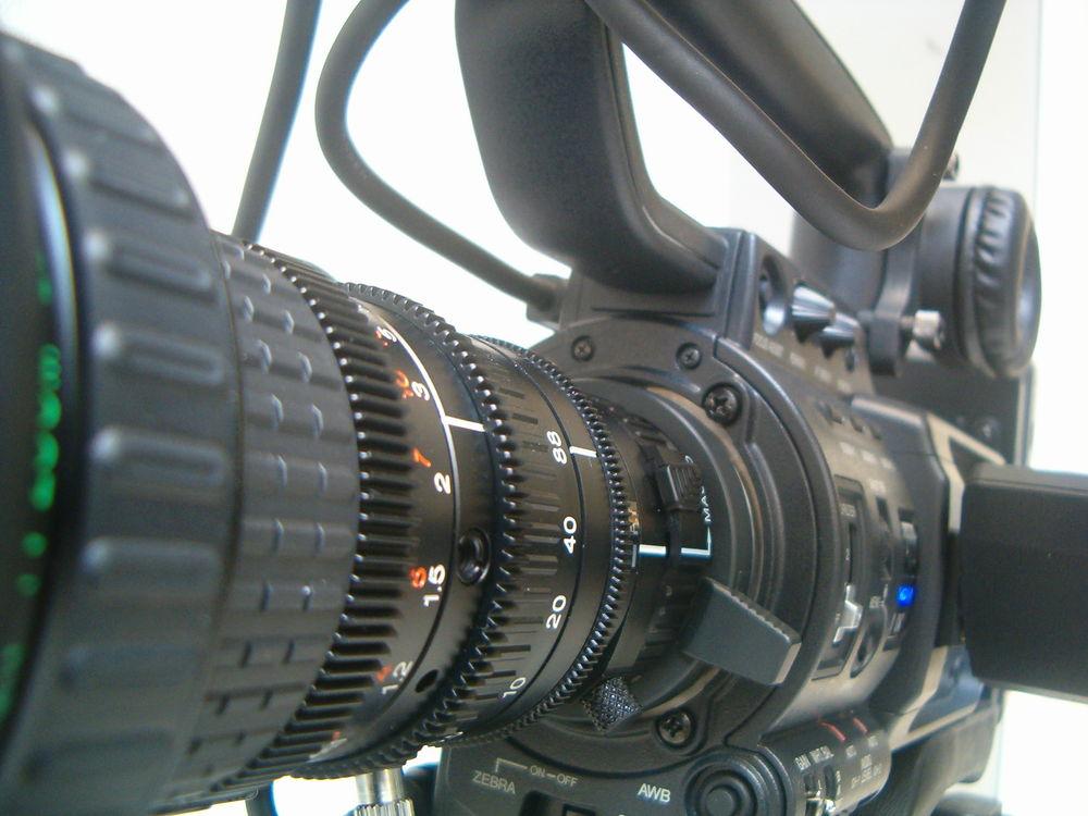 Объектив видеокамеры