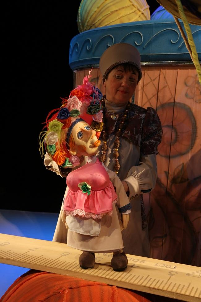 На сцене Магнитогорского театра