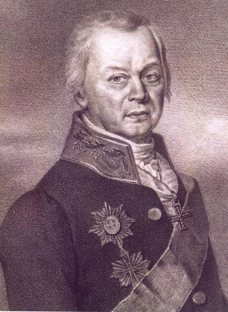 Нартов - ученый-энциклопедист