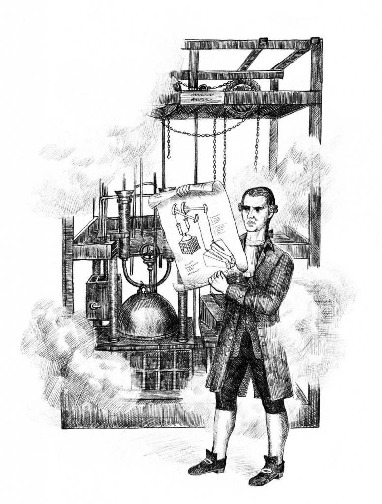 Изобретатель Нартов