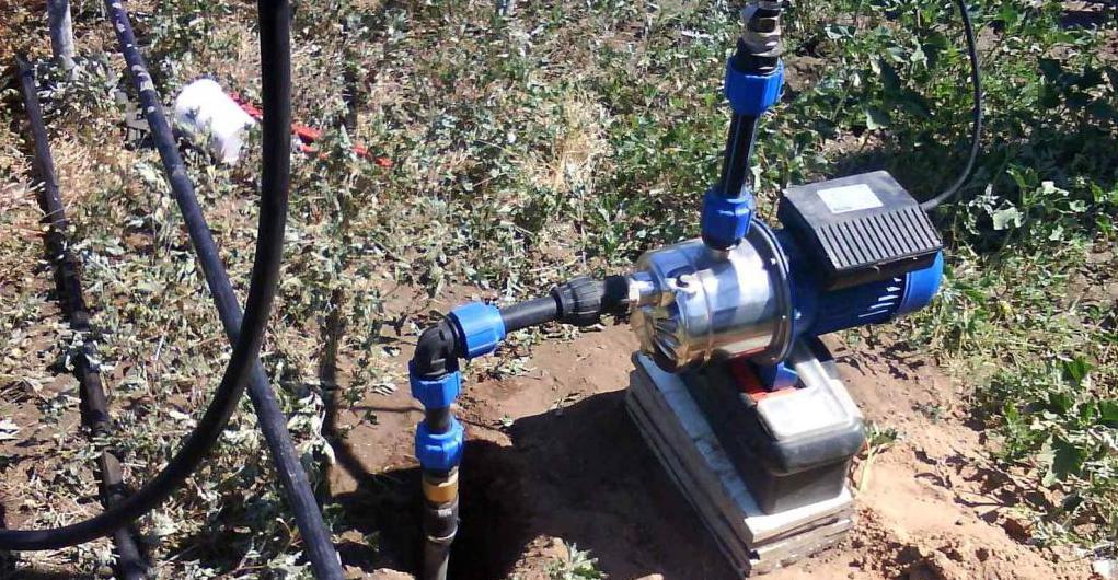 Как сделать насос для воды