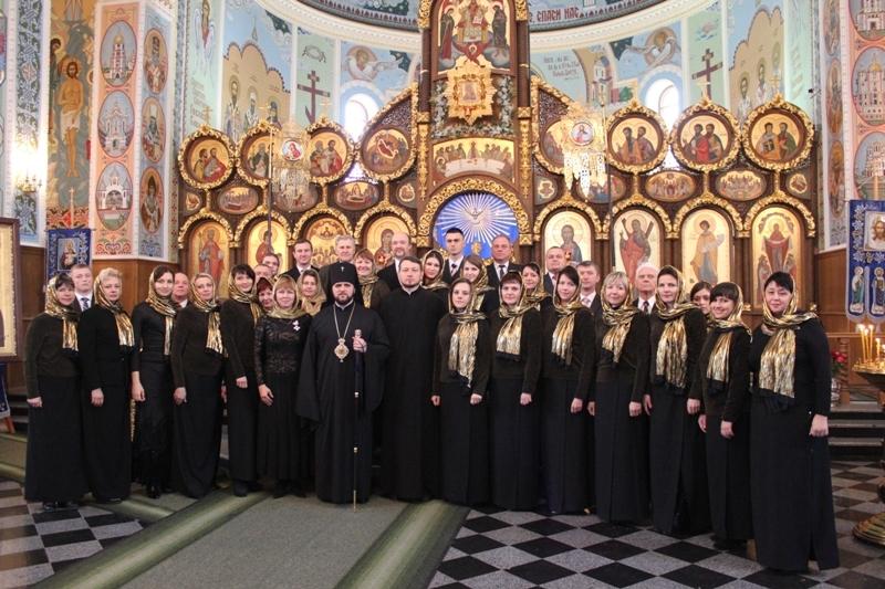 православный хор