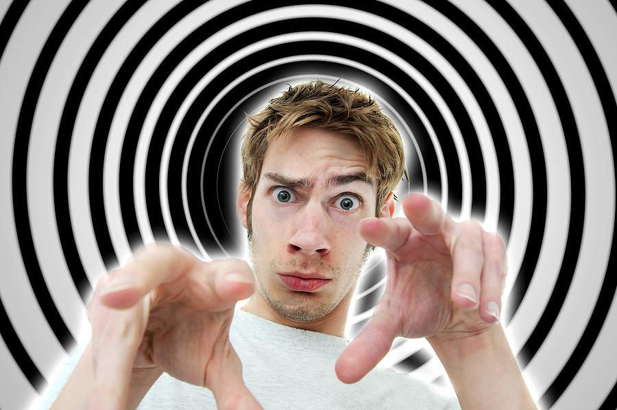 процесс гипноза