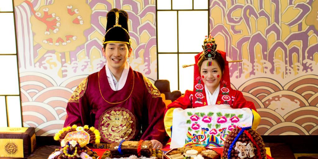 корейские свадебные традиции